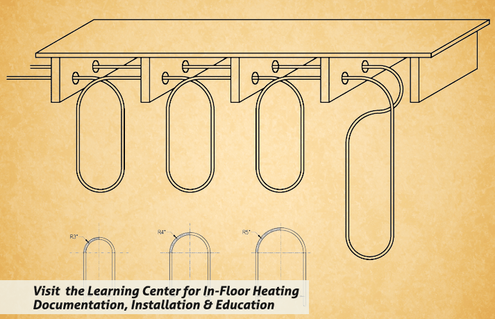 Learn how to install our electric and radiant heating products.